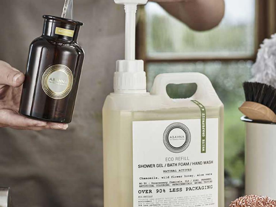 Shower Gel / Bath Foam / Hand Wash
