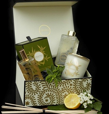 White Grapefruit & May Chang Complete Home Fragrance