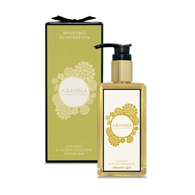 Mandarin & Sicilian Bergamot shower gel 250ml