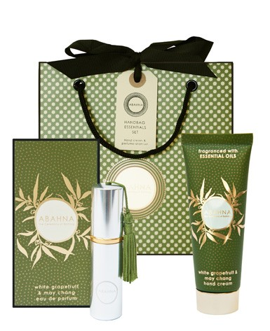 White Grapefruit & May Chang Handbag Classics