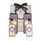 Lilac Rose & Geranium Shower Gel and Body Lotion