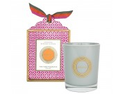 Frangipani & Orange Blossom natural wax scented candle 180g