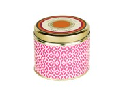 Frangipani & Orange Blossom natural wax scented candle 160g