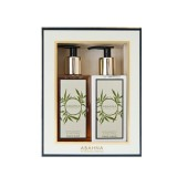 White Grapefruit & May Chang - hand wash & hand cream set