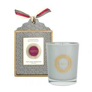 Frankincense & Bitter Orange natural wax scented candle 180g