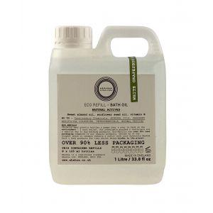 White Grapefruit & May Chang  Bath oil
