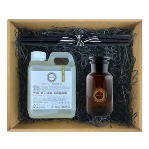 White Grapefruit & May Chang Reed diffuser gift set