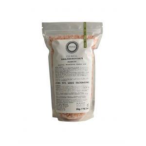 White Grapefruit & May Chang Himalyan bath salts