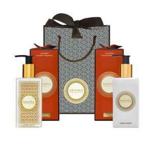 Mandarin & Sicilian Bergamot Hand Wash and Hand Cream Set