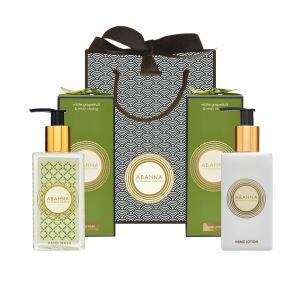White Grapefruit & May Chang Hand Wash and Hand Cream Set