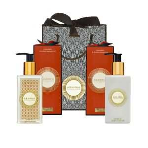 Mandarin & Sicilian Bergamot Hand & Body Wash/Lotion set