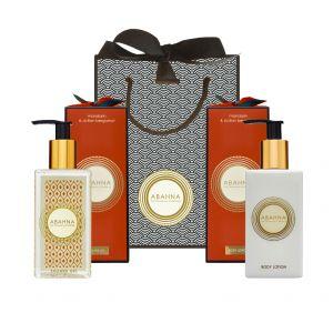 Mandarin & Sicilian Bergamot Shower Gel and Body Lotion