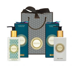 Mountain Flowers & Spring Water Shower Gel and Body Lotion