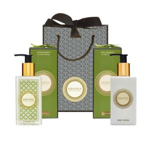 White Grapefruit & May Chang Shower Gel and Body Lotion