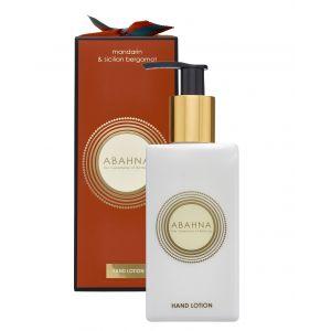 Mandarin & Sicilian Bergamot hand lotion 250ml