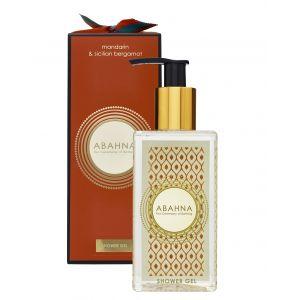 Mandarin & Sicilian Bergamot shower gel 250ml