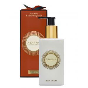 Mandarin & Sicilian Bergamot body lotion 250ml