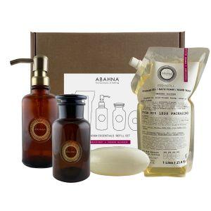 Frangipani & Orange Blossom Bathroom essentials