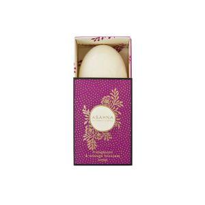 Frangipani & Orange Blossom mini soap 50g