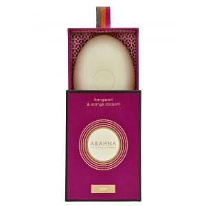 Frangipani & Orange Blossom soap 170g