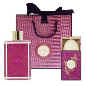 Frangipani & Orange Blossom Bathing Essentials