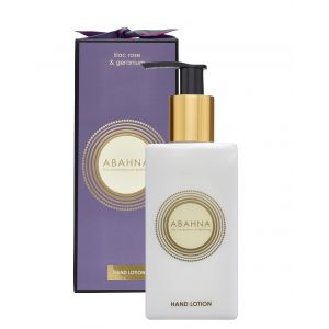 Lilac Rose & Geranium hand lotion 250ml