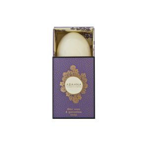 Lilac Rose & Geranium mini soap 50g