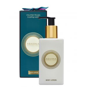 Mountain Flowers & Spring Water body lotion 250ml