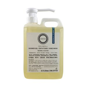 Mountain Flowers & Spring Water  Bath foam / shower gel / hand wash