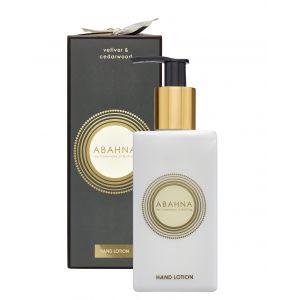Vetiver & Cedarwood hand lotion 250ml