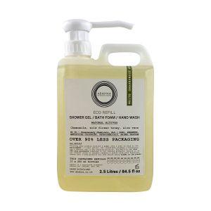 White Grapefruit & May Chang Bath foam / shower gel / hand wash