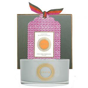 Frangipani & Orange Blossom natural wax scented candle 400g