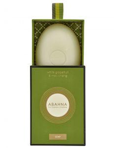 White Grapefruit & May Chang soap 170g