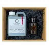 Frangipani & Orange Blossom Bath oil gift set