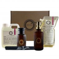 Frangipani & Orange Blossom Cloakroom gift set