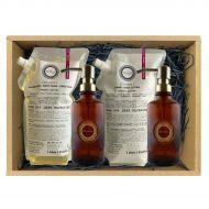 Frangipani & Orange Blossom Hand wash & lotion gift set