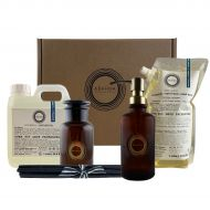Mountain Flowers & Spring Water Cloakroom gift set